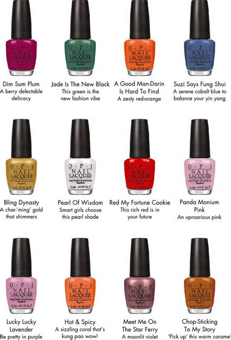 Opi 2010 Hong Kong Collection Meet Me On The Ferry Nail Lacquer Review by Shine Eye S Shiny Nails Opi Meet Me At The