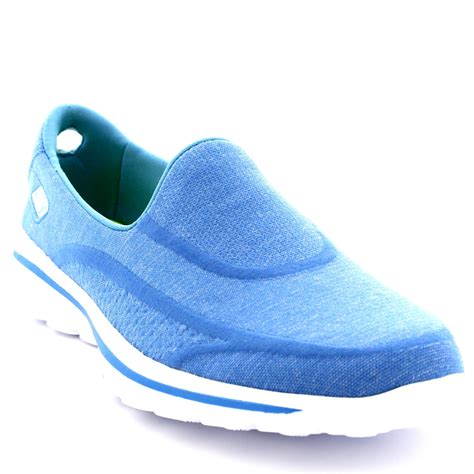 active athlete shoes womens skechers go walk 2 sock active fitness