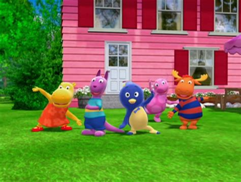 Backyardigans Backyard The Backyardigans End Song The Backyardigans Wiki