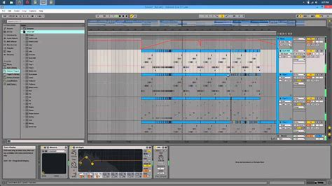 Daily Ableton Ideas House Template Youtube Ableton House Template