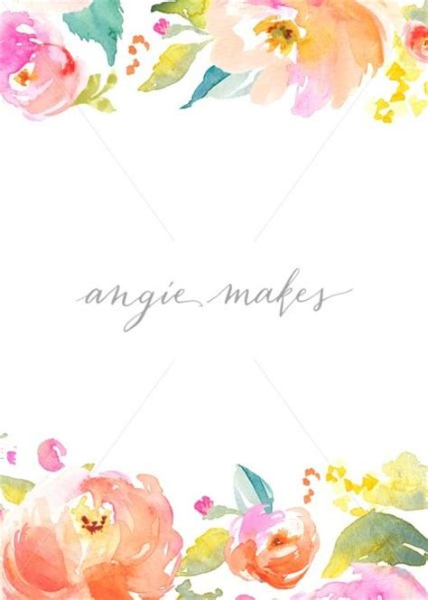 flower invitations templates free this blank flower invitation to