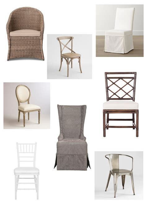 Dining Room Chair Styles | mixing dining room chair styles home with keki