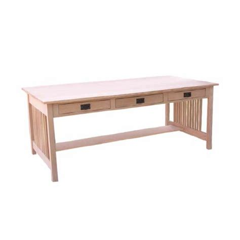 Mennonite Furniture by Mission Craftsman Desk Lloyd S Mennonite Furniture
