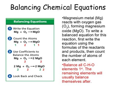 11 1 describing chemical reactions section review answers all chemistry equations worksheets tutsstar thousands of