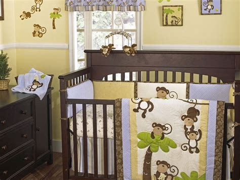 Baby Cribs For Boys by Baby Room Ideas Baby Boy Monkey Crib Bedding Sets