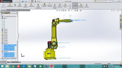 solidworks tutorial robot image gallery solidworks robot
