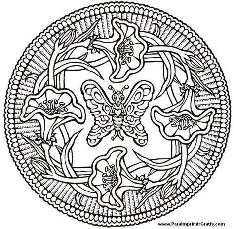 imágenes de mandalas sin pintar mandalas de animales mandalas para colorear pinterest