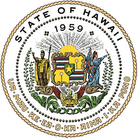 State Of Hawaii Records Department Of Commerce And Consumer Affairs News Release State Arms Hawaii S