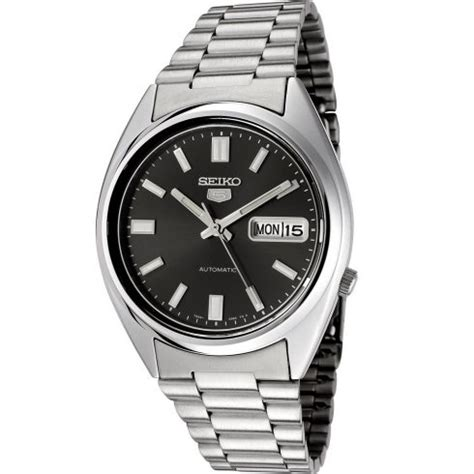 Seiko 5 Ssa315k1 Automatic Black Stainless Steel Bracelet Ssa315 seiko 5 automatic black stainless steel bracelet