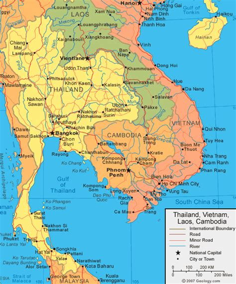 cambodia in the world map where is cambodia