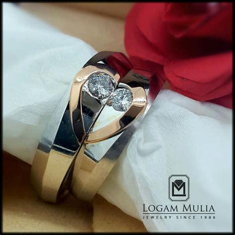Wedding Ring Jual by Jual Wedding Ring Crwm Bj709r 1 Ldd Crwm Bj709r 2 Lll