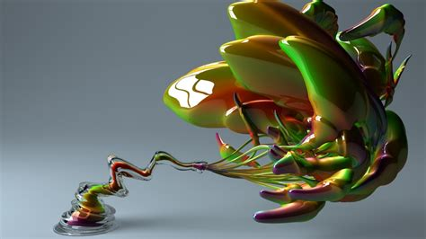 wallpaper flower glass 1366x768 colorful glass flower abstract desktop pc and mac