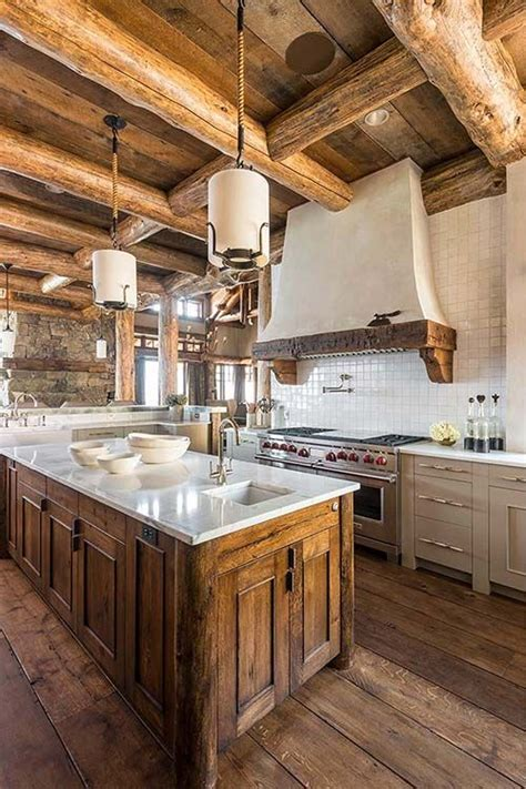 rustic kitchens designs best 25 rustic cabin kitchens ideas on pinterest rustic