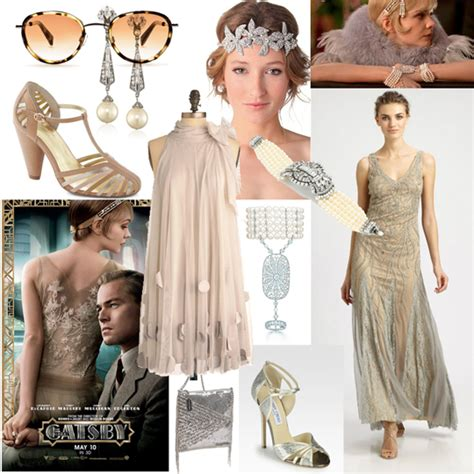 Great Gatsby Wardrobe by Tranquility Du Jour Things I Gatsby Style