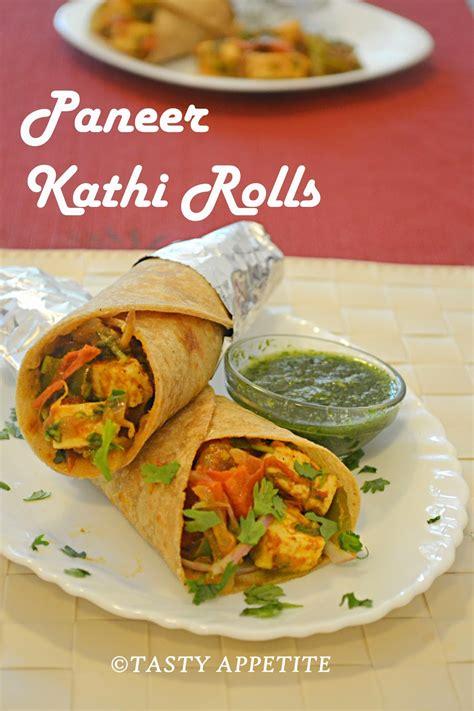 paneer kathi roll recipe vegetarian paneer kathi rolls easy paneer recipes step by step