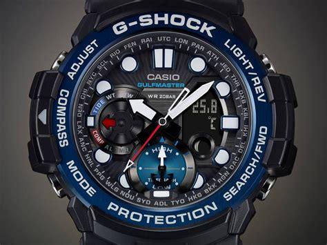 D Ziner 8090 G Shock Gpw 1000 gn1000b 1a g shock gulfmaster with sensor promo
