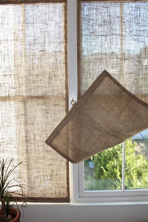 where can i buy burlap curtains best 25 burlap curtains ideas on pinterest burlap