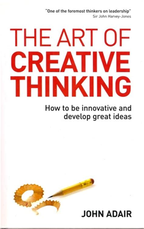 thinking in pictures book the of creative thinking adair greatest hits