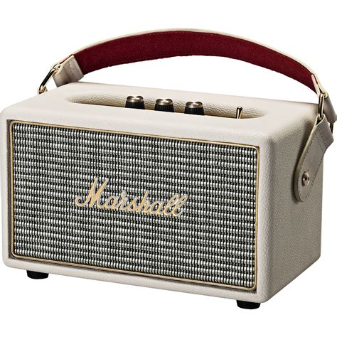 Speaker Marshall marshall audio kilburn portable bluetooth speaker