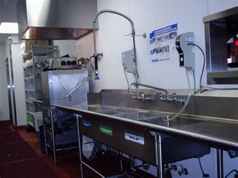 Restaurant Kitchen Sink Commercial Plumbers Contractors In Columbus Ga Ace Plumbing Inc