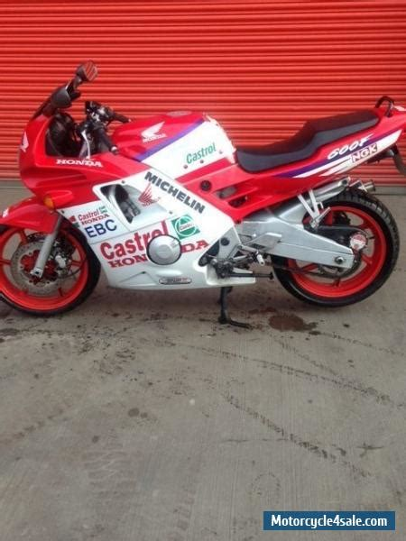 honda 600 bike for sale 1995 honda cbr 600 f sports bike for sale in united kingdom