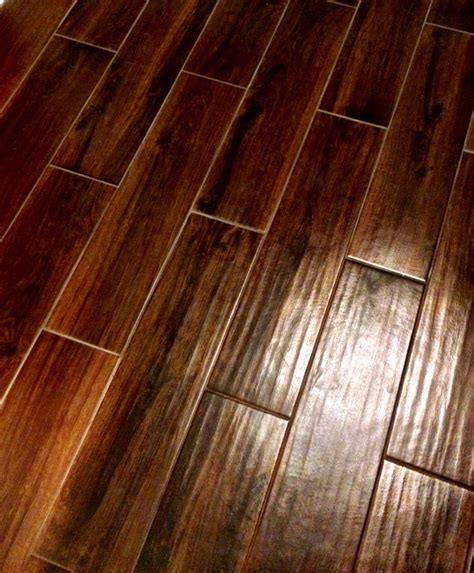 Tile That Looks Like Wood | looks like wood really is tile home ideas pinterest