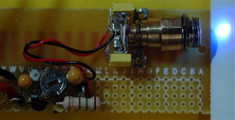 laser diode thesis 28 images diy like a jedi the real lightsaber that can cut through paper