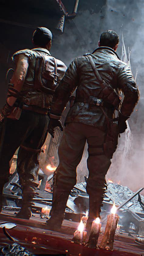 wallpaper call  duty black ops  screenshot  games