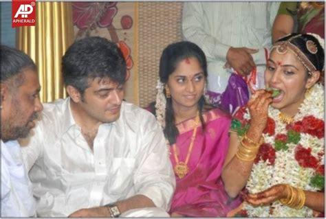 actor ajith and family tamil actor ajith family photos