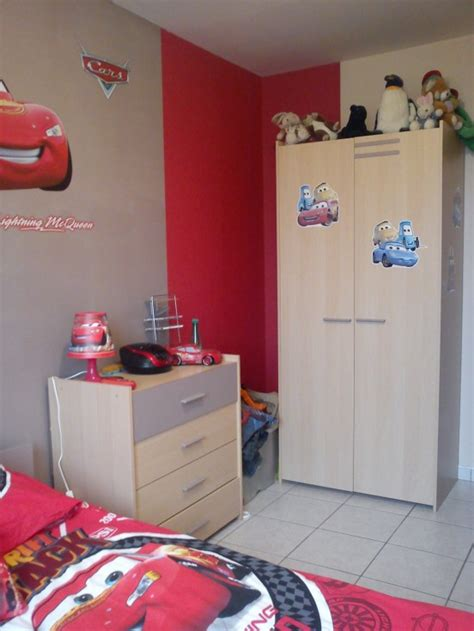 d馗oration chambre cars chambre cars photo 5 21 3501910