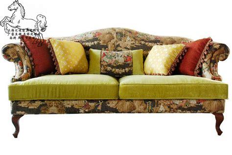 american nordic style furniture retro nordic style american country style antique solid wood fabric sofa modern sofa in living room