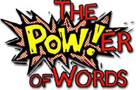 Words Of Power the power of words thecaribbeancurrent
