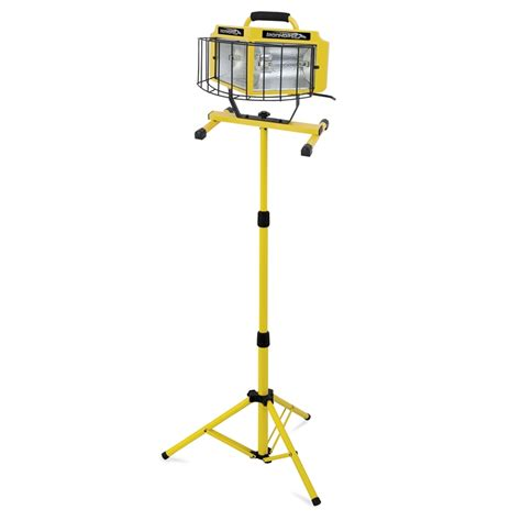 arlec 1000w halogen worklight with tripod our range the widest range of tools lighting gardening products