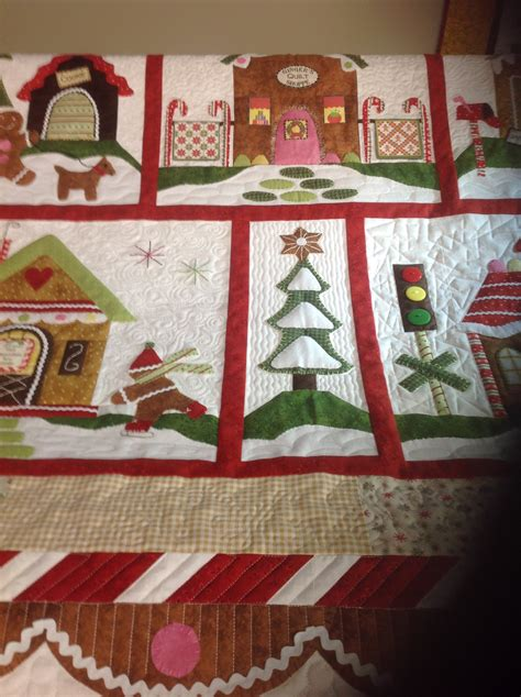 gingerbread by shabby fabrics page 2