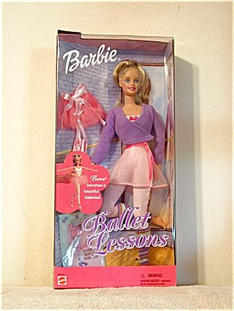 doll lessons ballet lessons doll mib dolls by manufacturer