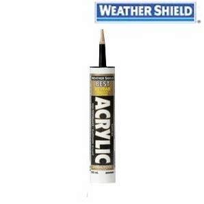 shield silicone sealant caulk weather shield 300ml best sandalwood acrylic caulking