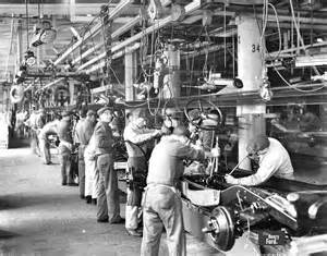 from the assembly line at the ford river