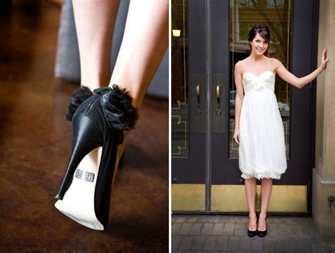 Black Bridal Shoes by Get A Look With Black Bridal Shoes Wedding Planning