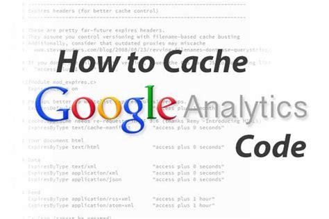 enfold theme google analytics code cache google analytics code