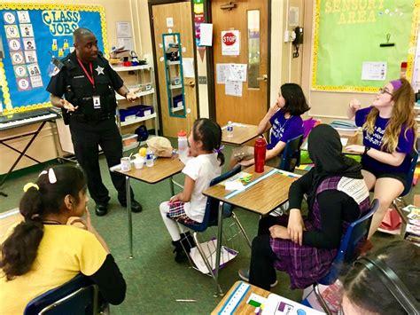 lincoln junior high school skokie skokie s junior high resource officer program creates