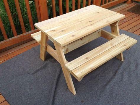 Kursi Meja Anak cara membuat meja dan kursi untuk anak tutorial craftoona