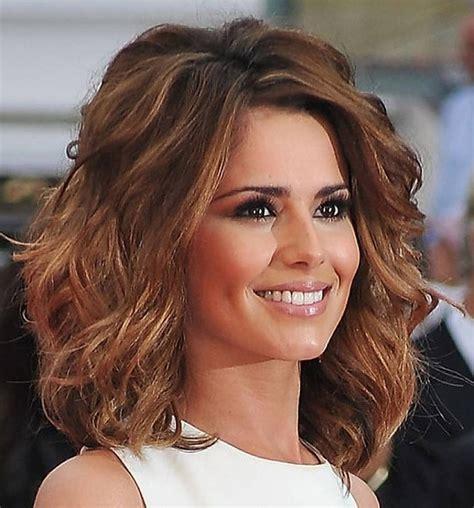 hairstyles loose curls medium length loose curls medium length hair hairstyle of nowdays