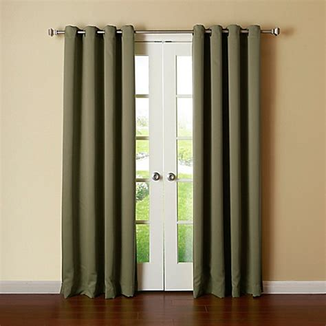 olive curtain panels buy decorinnovation basic solid 84 inch room darkening
