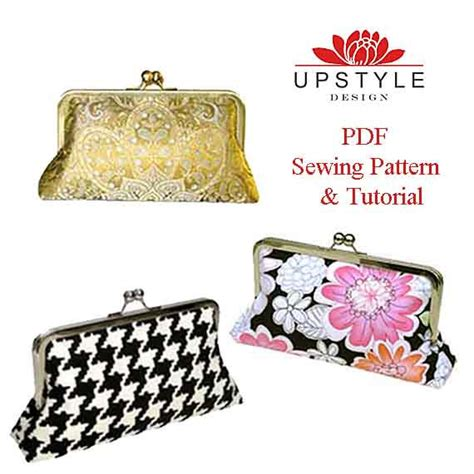 Handmade Clutch Purse Pattern - handmade clutch purse pattern images