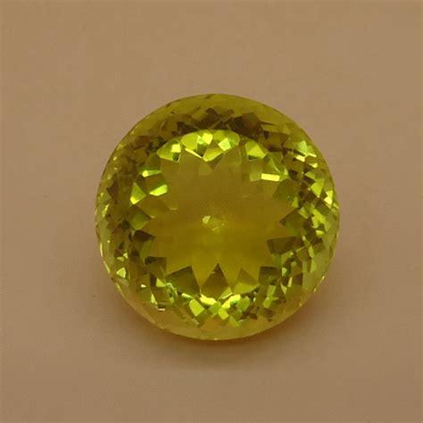 batu permata lemon quartz toko batu akik batu permata
