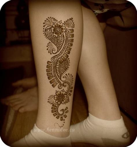 ever wanted to learn henna tattoos read on english
