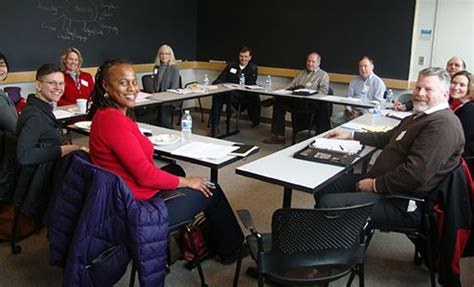Mba Working In Nonprofit by Community Consulting Teams Bringing Mba Business