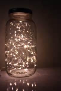 tiny lights jar lights