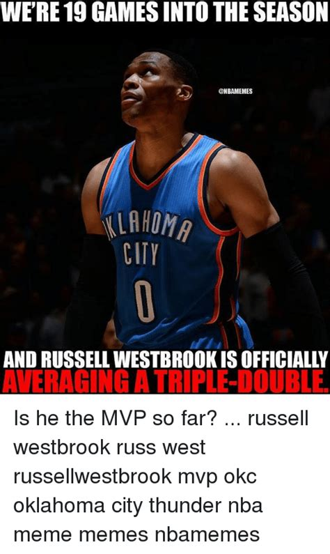 Russell Westbrook Meme - funny oklahoma city thunder memes of 2016 on sizzle