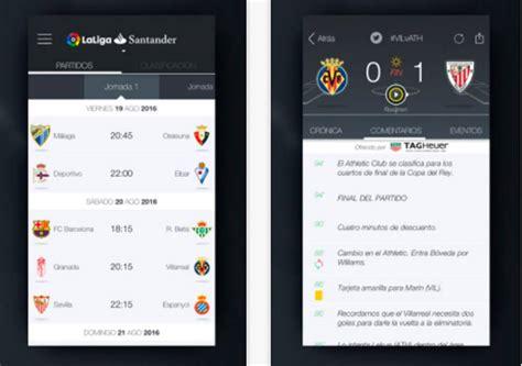 Calendario De Liga Santander Consulta El Calendario De La Liga Santander 17 18 Desde El